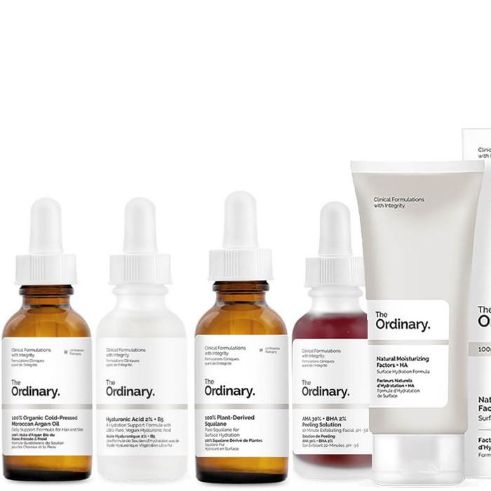 The Ordinary Hydrating Skin Bundle