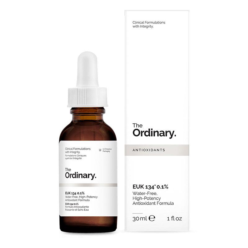 Kết quả hình ảnh cho serum The Ordinary EUK 134 0.1% (30 ml)