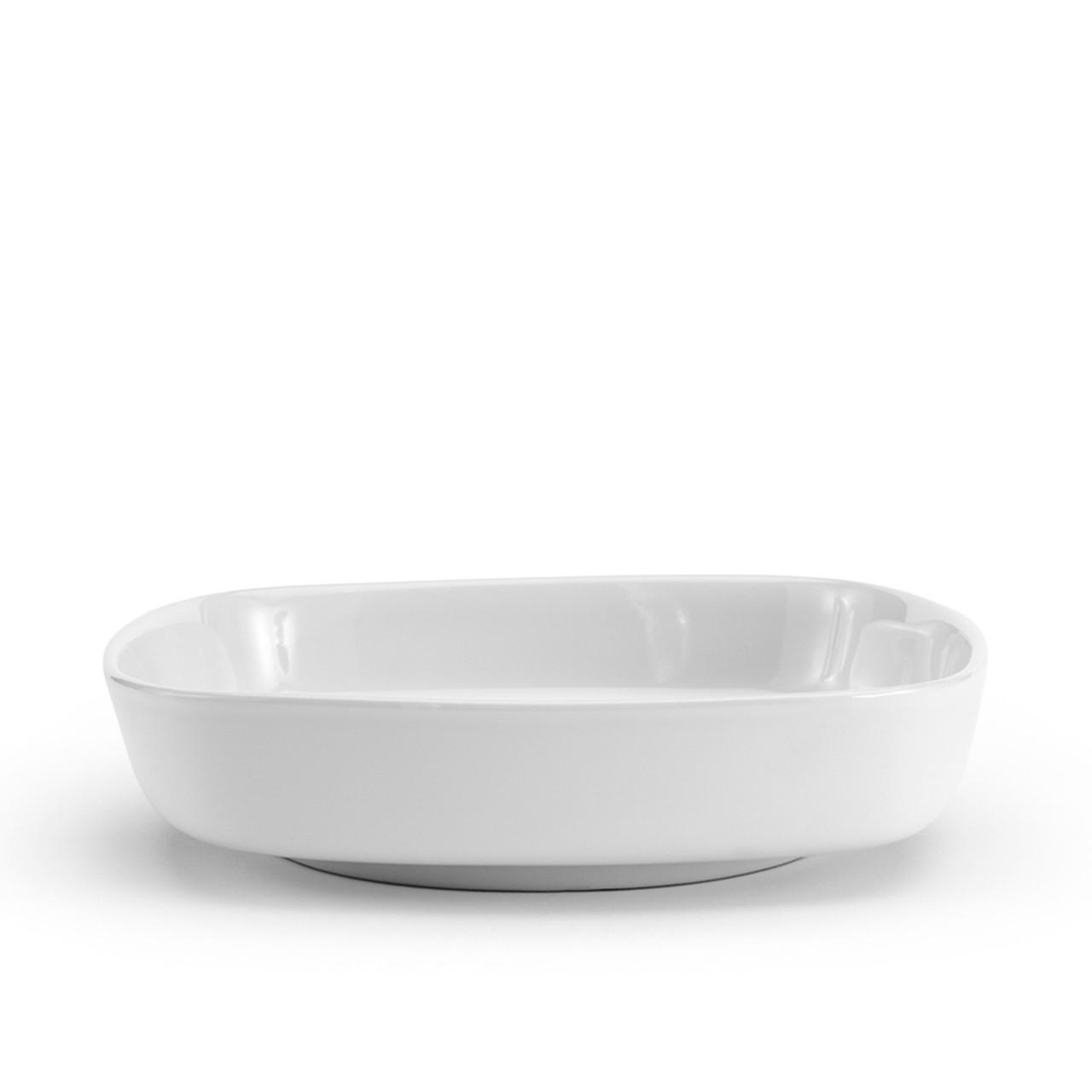 Karo - White Pasta Bowl 4 piece set