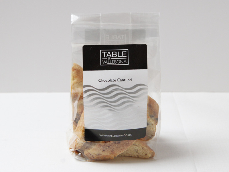 Chocolate Cantucci 200g