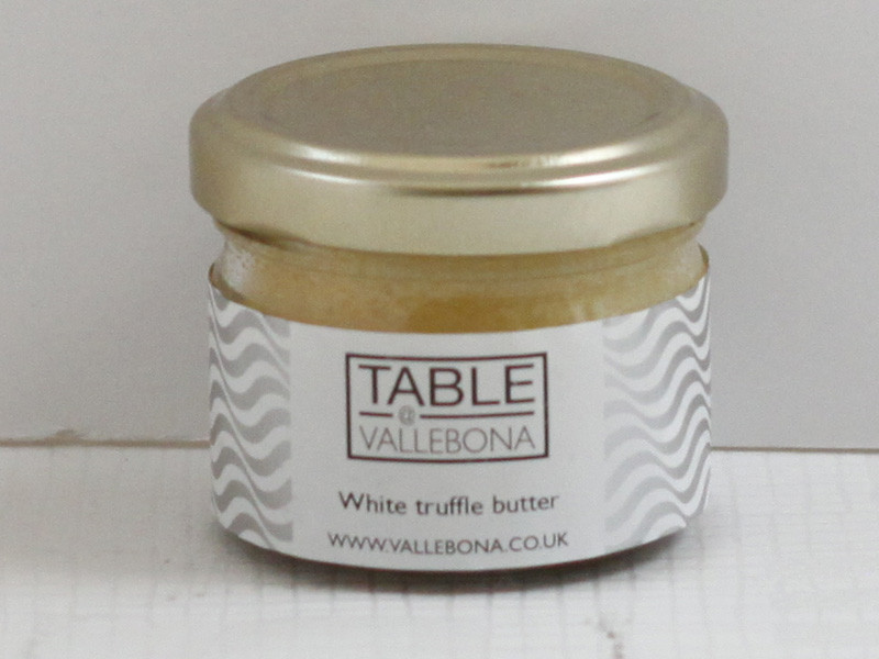 White Truffle Butter 50g