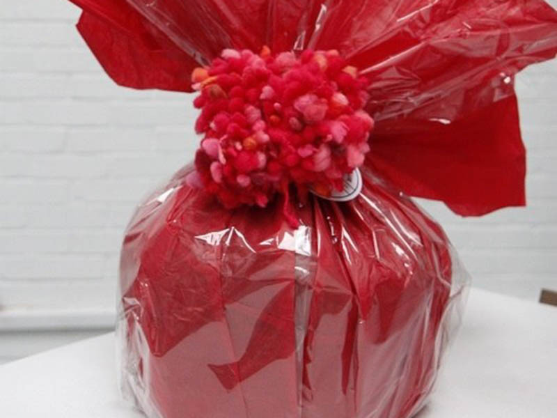 Traditional Panettone With Pompom 3kg
