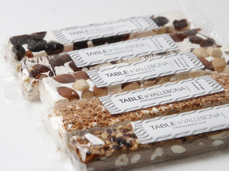 Soft Nougat Almond & Hazlenut
