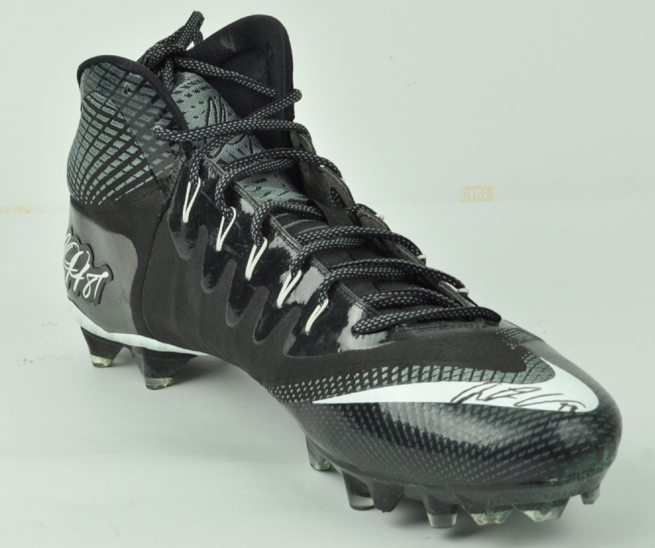 3016dc1036e46 NFL Miami Dolphins Linebacker Kiko Alonso 47 Signed Autographed Authentic  Player Black Nike Cleat JSA - Sinbad Sports Store