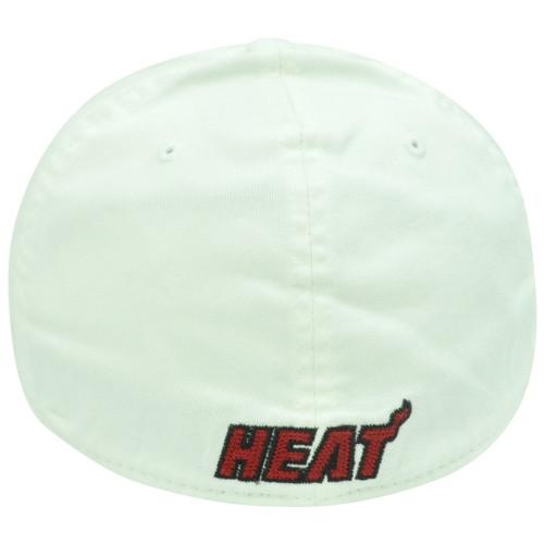 ... NBA Miami Heat Adidas ER23 Slope L XL Size Flex Fit Stretch Garment  Wash Hat 944f5c5c8