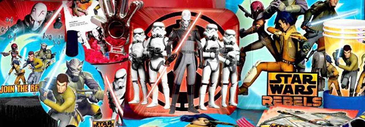 Star Wars Party Supplies For Kids Birthday Theme At MTRADE