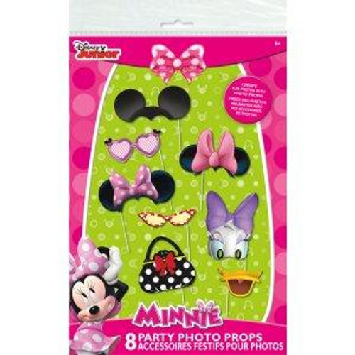 Minnie Mouse Photo Props