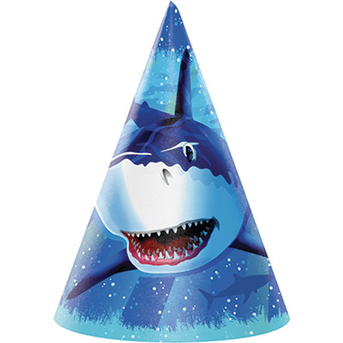Shark Splash Child Party Hats