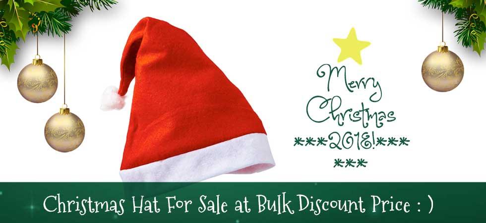 Christmas Hat Wholesale