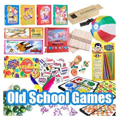 Old School Games Singapore