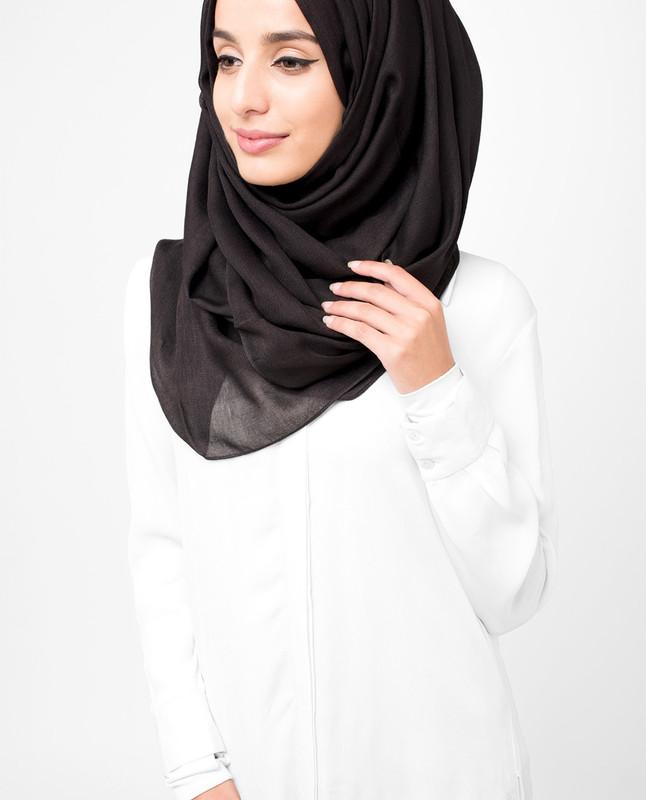 Turkish Coffee Viscose Hijab