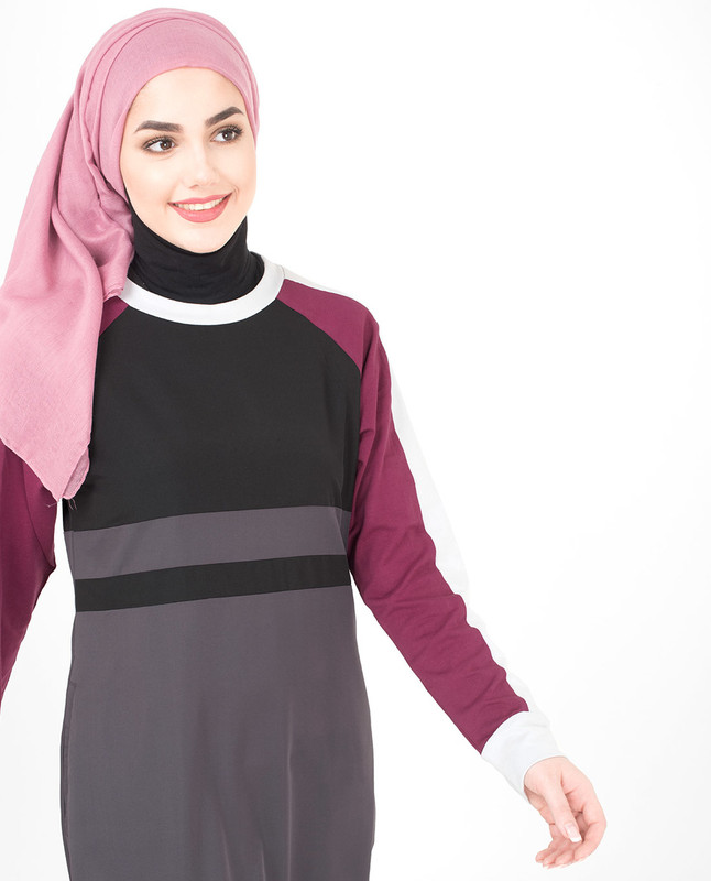 Sports jilbab abaya