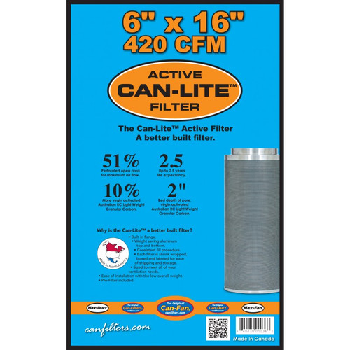 """Can Lite  6"""""""