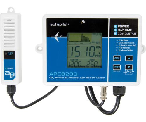 Autopilot CO2 Monitor and Controller APC8200