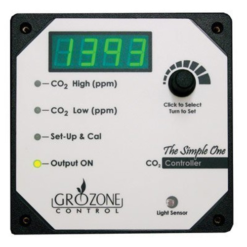 Grozone Controls SCO2 Controller