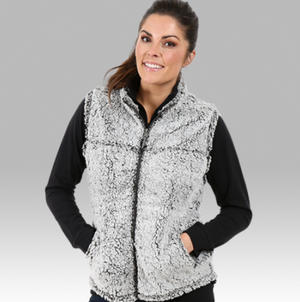 Sherpa Fleece Vest