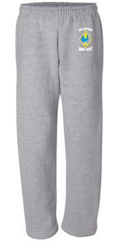 ROTC Open Bottomed Pocketed Sweatpants