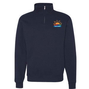 Cadet Collar 1/4 Zip Sweatshirt