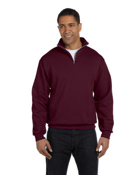 Jerzees 1/4 Zip Pullover Sweatshirt