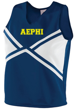 AEPhi Cheer Top