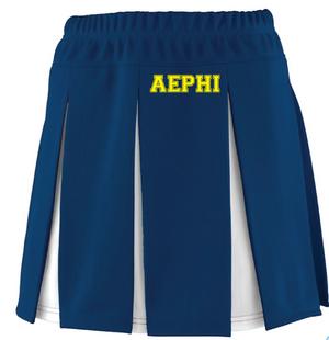 AEPhi Cheer Skirt