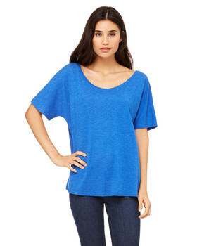 Bella Ladies Slouchy Tee