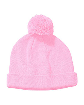 Simple Pom Beanie
