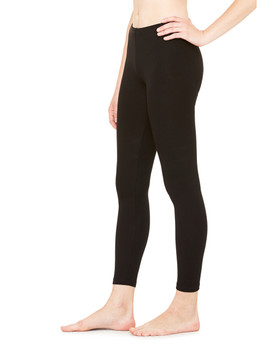 Bella Ladies' Cotton/Spandex Legging