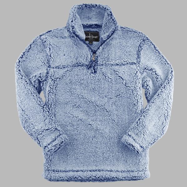 Sherpa 1/4 Zip Pullover