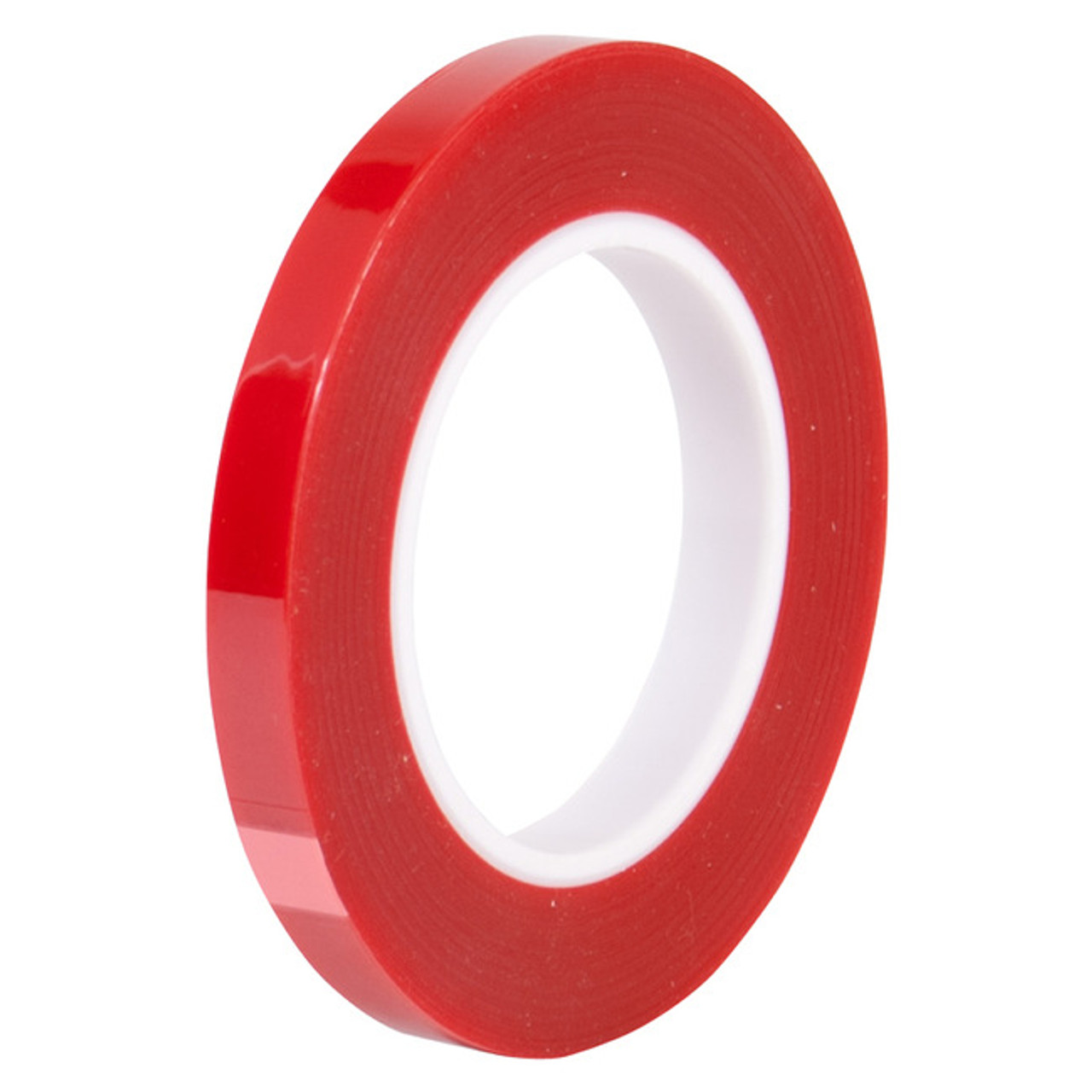 """Electro plating process tape 1/2"""" x 72 yd Red (fls-M717-281-.5), 12.7mm"""