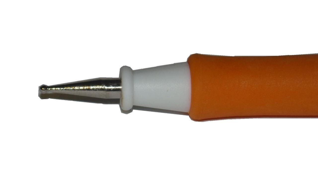 Burnisher , Small Ball Tip , Pen Style , orng-Brnshr