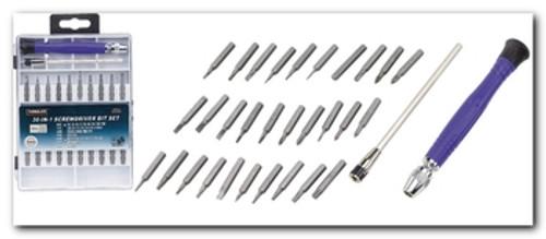 Jewelers Watch Repair Screwdriver Kit Set , so-75230SD