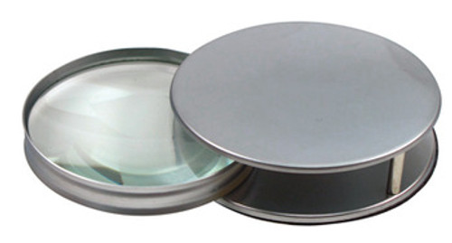 Desk Magnifier , Silver , se-MW2094S