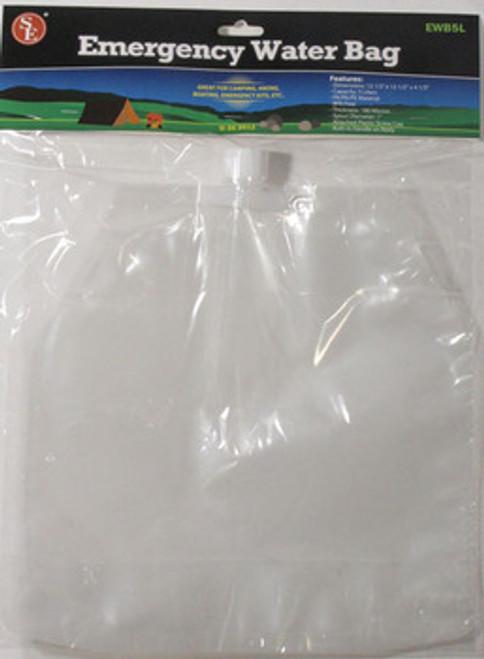 Camping Water Bag 5L w/ Handle BPA Free