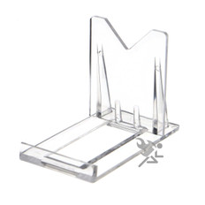 "Two Piece Adjustable Display Stand Easels, 2"" High"