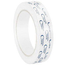 Crystal Clear Transparent Tape, 8 Rolls