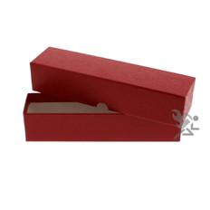 Red 2x2 Coin Flip Storage Box
