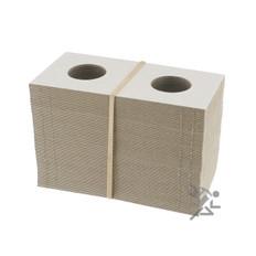 Cardboard & Mylar 2x2 Nickel Coin Flips Qty: 100