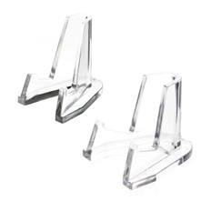 Deluxe Clear Combo Set Display Stand Easels