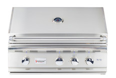 """Summerset TRL 32"""" Built-In Gas Grill with 3 Burners"""