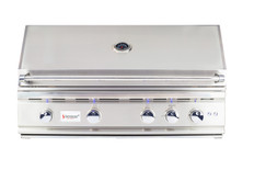 """Summerset TRL 38"""" Built-In Gas Grill with 4 Burners"""