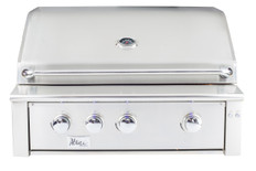 "Summerset Alturi 36"" Built-In Gas Grill with 3 Burners"
