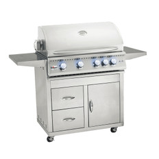 "Summerset Sizzler PRO 32"" Gas Grill & Cart"