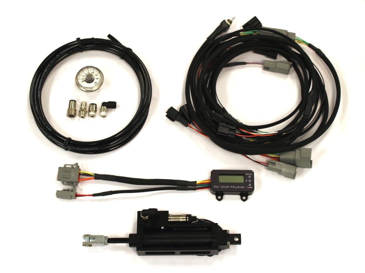 Kawasaki Zx14 Wiring Diagram Trusted Schematics Harness 2008 Air Shifter Fuel Kill 16 Pin Toyota