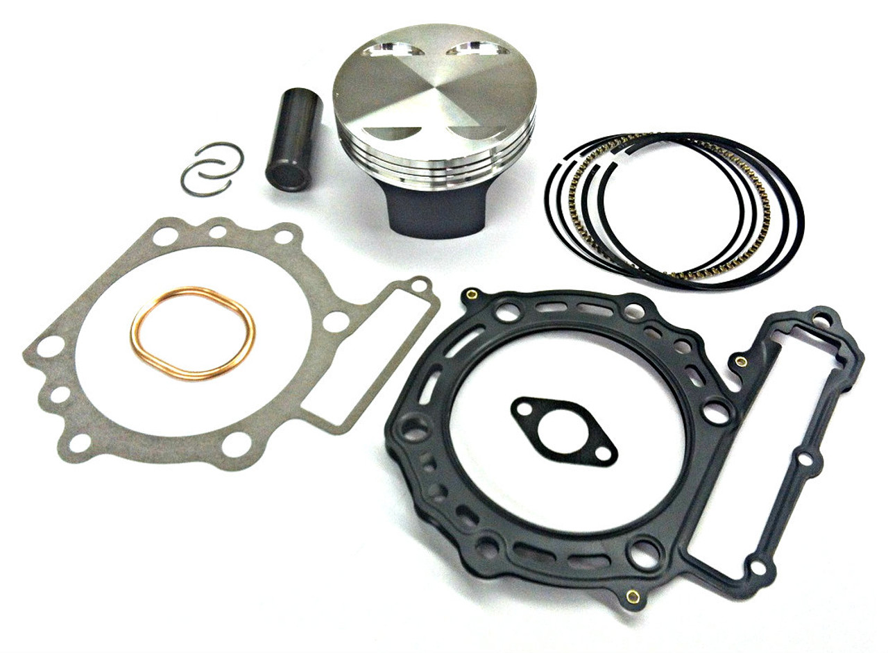 Kawasaki Klr650 Piston Kit Schnitz Racing 2015 Wiring Diagram Complete With Gaskets
