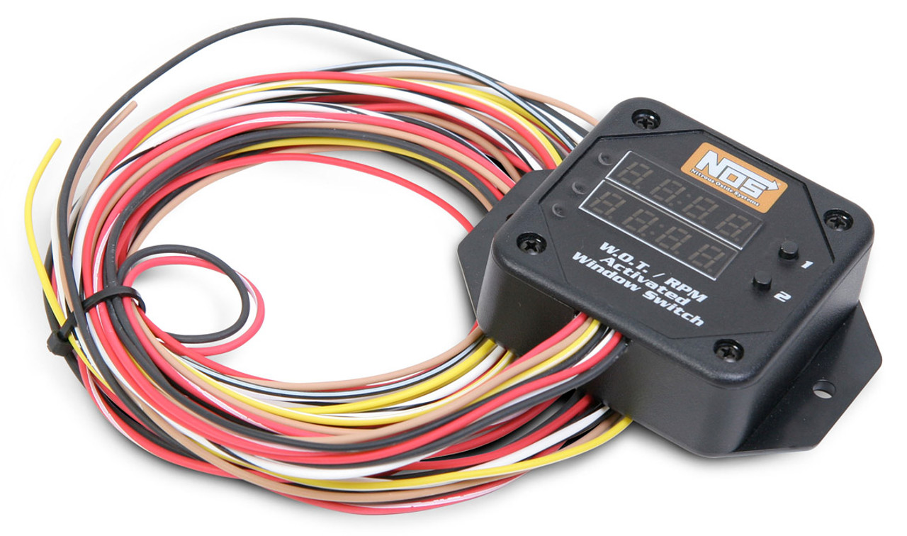 2 stage wot rpm activated window switch on AMC Tachometer Wiring for nos 2 stage wot rpm activated window switch at RPM Activation Switch