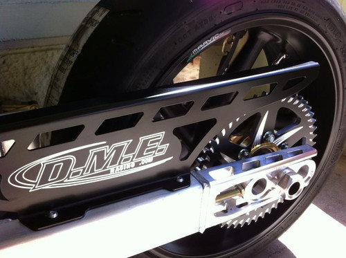 DME Drag Racing Swingarms and Chassis Components
