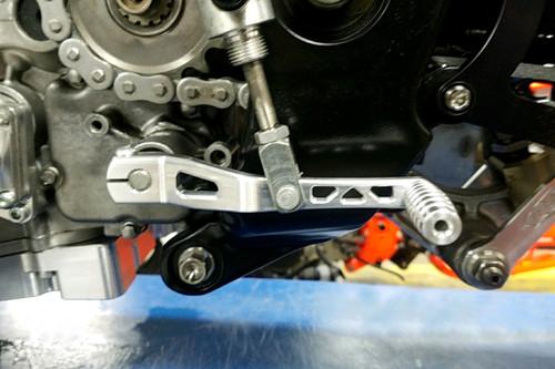 Suzuki Hayabusa Handlebars and Foot Controls - Schnitz Racing