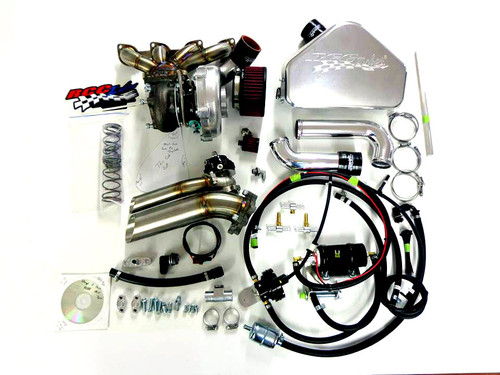 RCC Turbo Kit Stage 1 Suzuki GSX1300R Hayabusa (99-07)