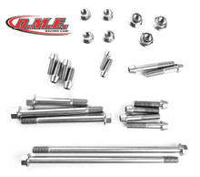 Suzuki GSXR-1000 Titanium Frame/Suspension Bolt Kit